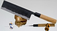 Moritaka A2 Standard Nakiri 150mm - Интернет-магазин японских ножей MORITAKA