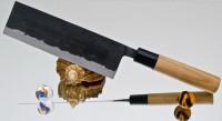 Moritaka A2 Standard Nakiri 165mm - Интернет-магазин японских ножей MORITAKA