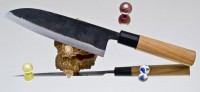 Moritaka A2 Standard Santoku 150mm - Интернет-магазин японских ножей MORITAKA